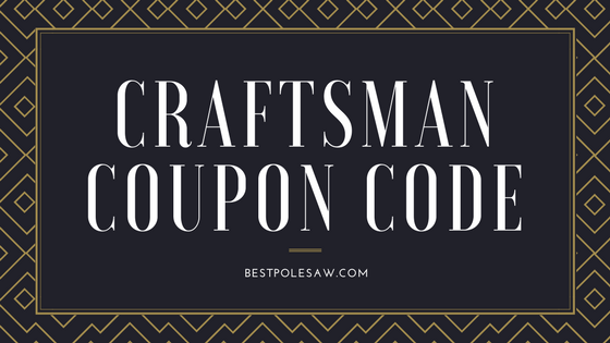 Craftsman Coupon Code